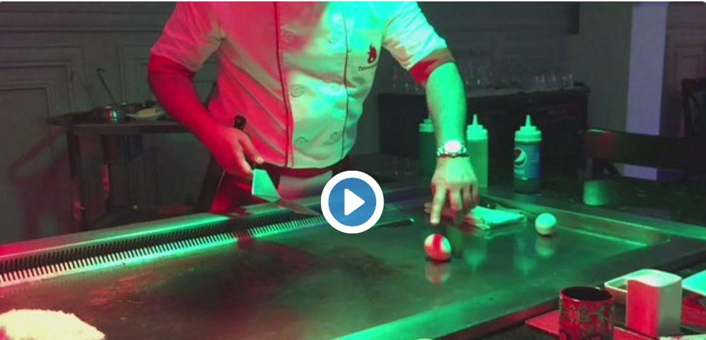 ホレる!ウズベキスタンの卵の割り方が、カッコよすぎる!