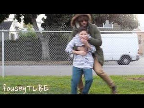 子供が誘拐される!まさにその瞬間、現場に居合わせたら、アナタはどうしますか?