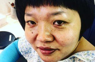 オカリナのすっぴん画像が「重要文化財」吉村崇のインスタグラムにて