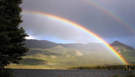 虹の本来の姿を知っていますか?